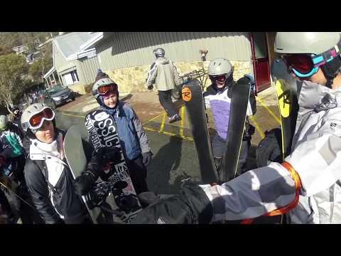 Australian Molokan Ski Trip 2013