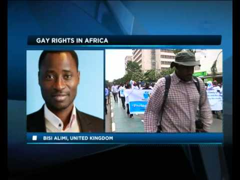 Africa Today on Gay rights in Africa with Bisi Alimi and Gideon Mba