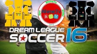 Dream League Soccer 2016 | Forma ve Logo Yapımı