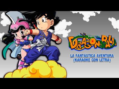 Dragon Ball: La Fantástica Aventura (Karaoke con Letra)