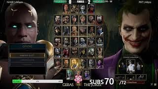 Mortal Kombat 11 Ultimate   META2021   Grand Finals   NASR Wsym VS PHT Abyss! UHD 4K 2160p 60FPS