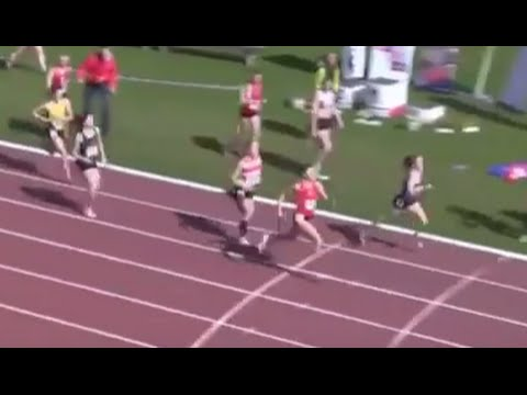 The Best Race Comeback You Will Ever See