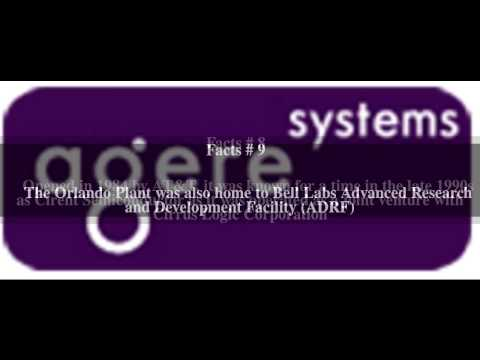 Agere Systems Top # 14 Facts