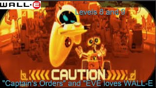 Wall-E (360, PS3, Wii) - FINALE - Part 8 - Level 8: Captains Orders and Level 9: EVE loves WALL-E
