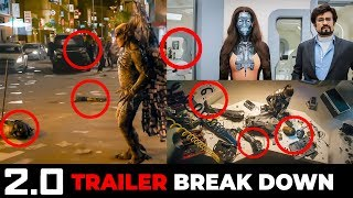 2.0 – Official Trailer Detailed BREAKDOWN
