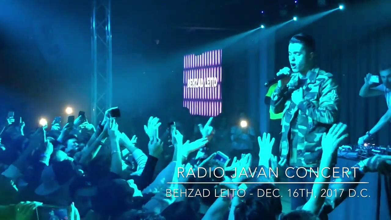 Radio Javan Concert - Behzad Leito in Washington DC