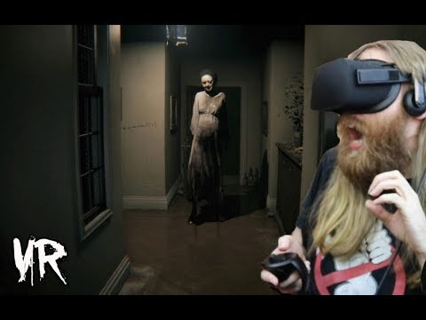 THIS WAS HORRIFYING! | Ryan Reacts to PT/Silent Hills In VR