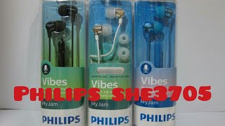 наушники Philips she3705 обзор