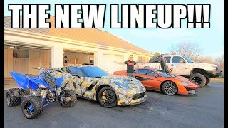 BIG Garage UPDATE!!! What Car is Leaving +2019 ZR1 ONE MONTH Away!!!