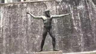 神戸市にある「須磨離宮公園」の前身は「武庫離宮」でした。大正3年完...