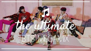 the ultimate bts megamix