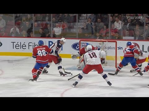 11/14/17 Condensed Game: Blue Jackets @ Canadiens