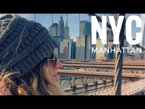 New York City Solo Adventure: Brooklyn Bridge to Chinatown