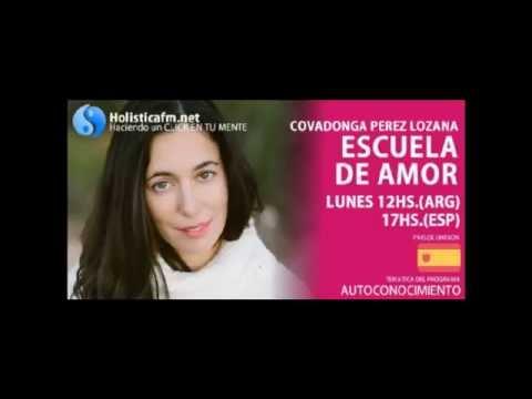 Sólo se trata de ser. - ESCUELA DE AMOR   HOLISTICAFM   12 09 16