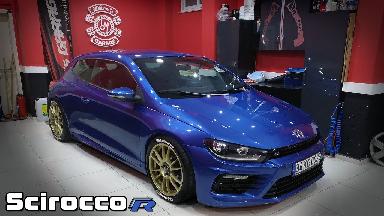 vw scirocco r r body kit mercekli far seramik. Black Bedroom Furniture Sets. Home Design Ideas