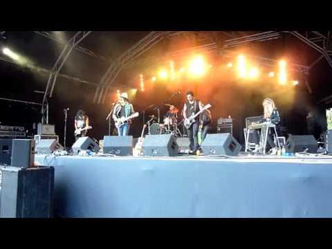Giant Sand & John Parish Live End of the Road 2015