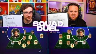 FIFA 21 MESSI VS RONALDO SQUAD DUEL!!!