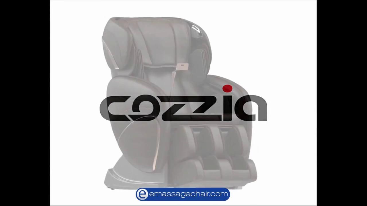 cozzia cz 629 massage chair overview - Cozzia Massage Chair