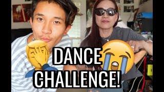 DOING EVERY DANCE CHALLENGE W/ MY MOM!?!