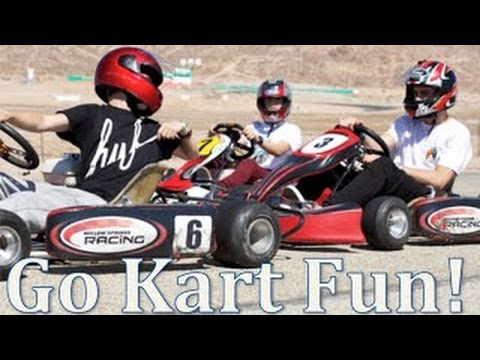 Go Kart Fun (Jack and Jack and Matt)