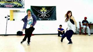 "I.aM.mE present:""why don't you"" choreo by DI""MOON""ZHANG ft chachi"