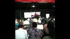 August 2011 Maricopa County Home Show featuring UofA Master Gardeners Seminars
