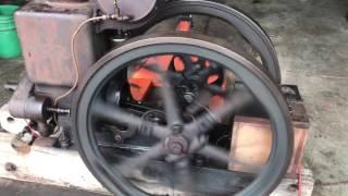 4 hp Foos type J hit miss engine