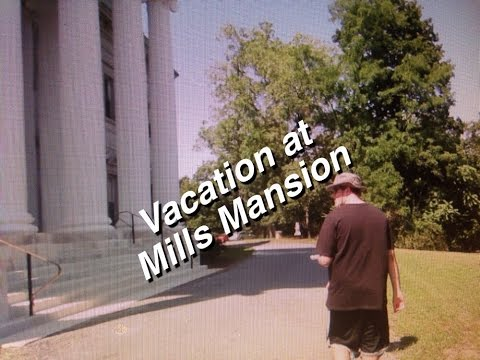 Vacation at Mills Mansion from 8/26/14