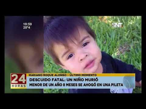 Tragedia en Mariano Roque Alonso