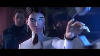 Overwatch  Movie 2017 (All Cinematic Movie Compilation)