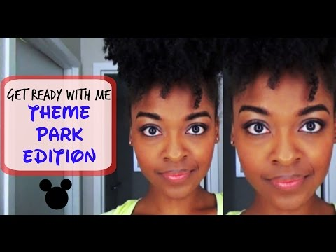 Get Ready With Me | Theme Park Edition