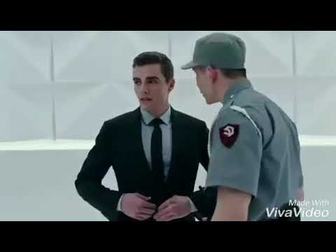 Card Scene from Now you see me 2