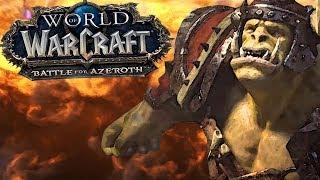 ????GEAROWANKO.EXE ????WORLD OF WARCRAFT: BATTLE FOR AZEROTH - Na żywo