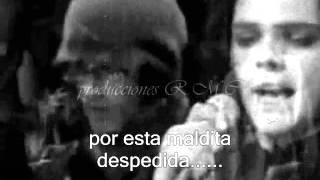 MY CHEMICAL ROMANCE -   THIS IS NOT THE GOODBYE