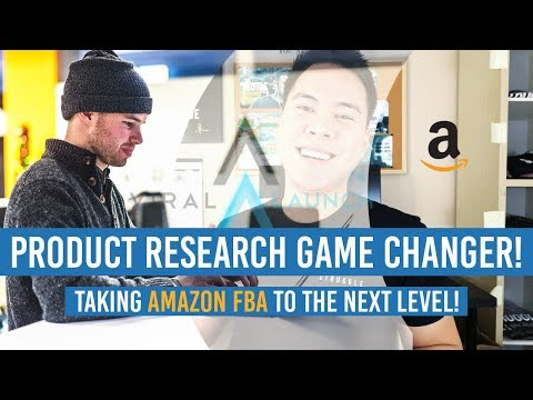 THE Product Research GAME CHANGER! With VIRAL LAUNCH CEO Casey Gauss!