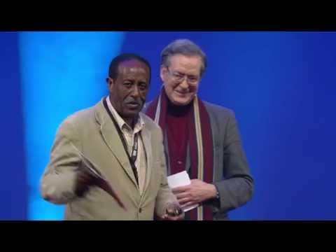 How Stories Share Our Lives: Yohannes Gebregeorgis at TEDxAt