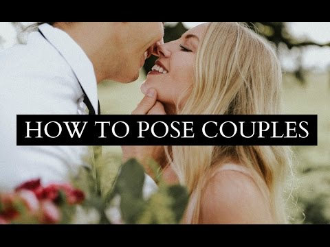 HOW TO POSE COUPLES | BTS W/ KAYLAAESPARZA
