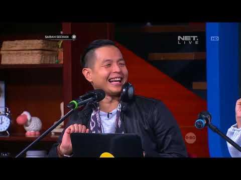Ngobrolin yang Lagi Viral di Indonesia Bareng Ernest Prakasa