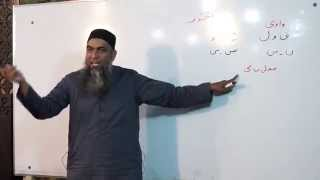 Lecture 67 - Quran Arabic As Easy as Urdu By Aamir Sohail