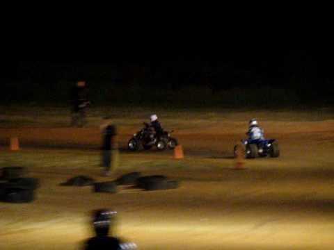 Thunderbowl Speedway of Ocala peewee class
