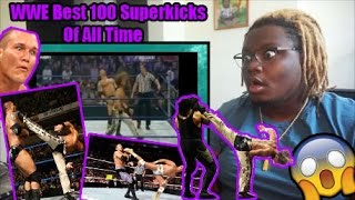 Baixar WWE Best 100 Superkicks Of All Time REACTION!!!
