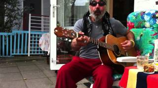 Gitarist Neco Baba - Venus (SHOCKING BLUE)