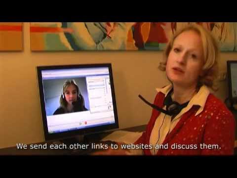 Онлайн обучение по немски с учител - видео