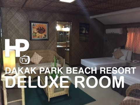 Dakak Park Beach Resort Deluxe Room Zamboanga Del Norte Mindanao by HourPhilippines.com