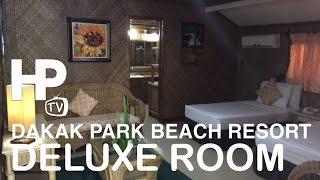 Dakak Park Beach Resort Deluxe Room Zamboanga Del Norte Mindanao by HourPhilippines.com