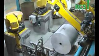 RCS Roll Wrapping & Handling System