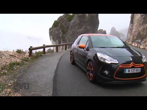 Citroen DS3 Racing review - evo Magazine