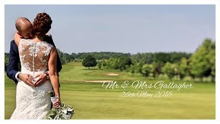 Mr & Mrs Gallagher Wedding Day Highlights
