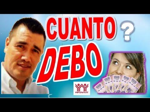CUANTO DEBO A INFONAVIT Ya No Jala