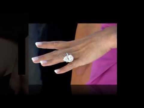 Fabulous Celebrity Engagement Rings